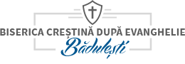 Biserica Crestina dupa Evanghelie Badulesti Logo